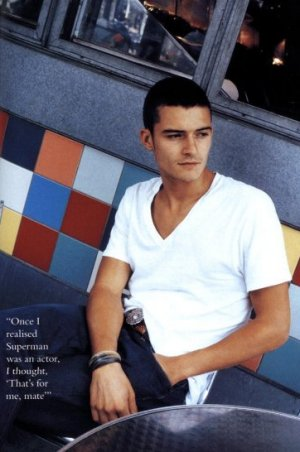Orlando Bloom from movie